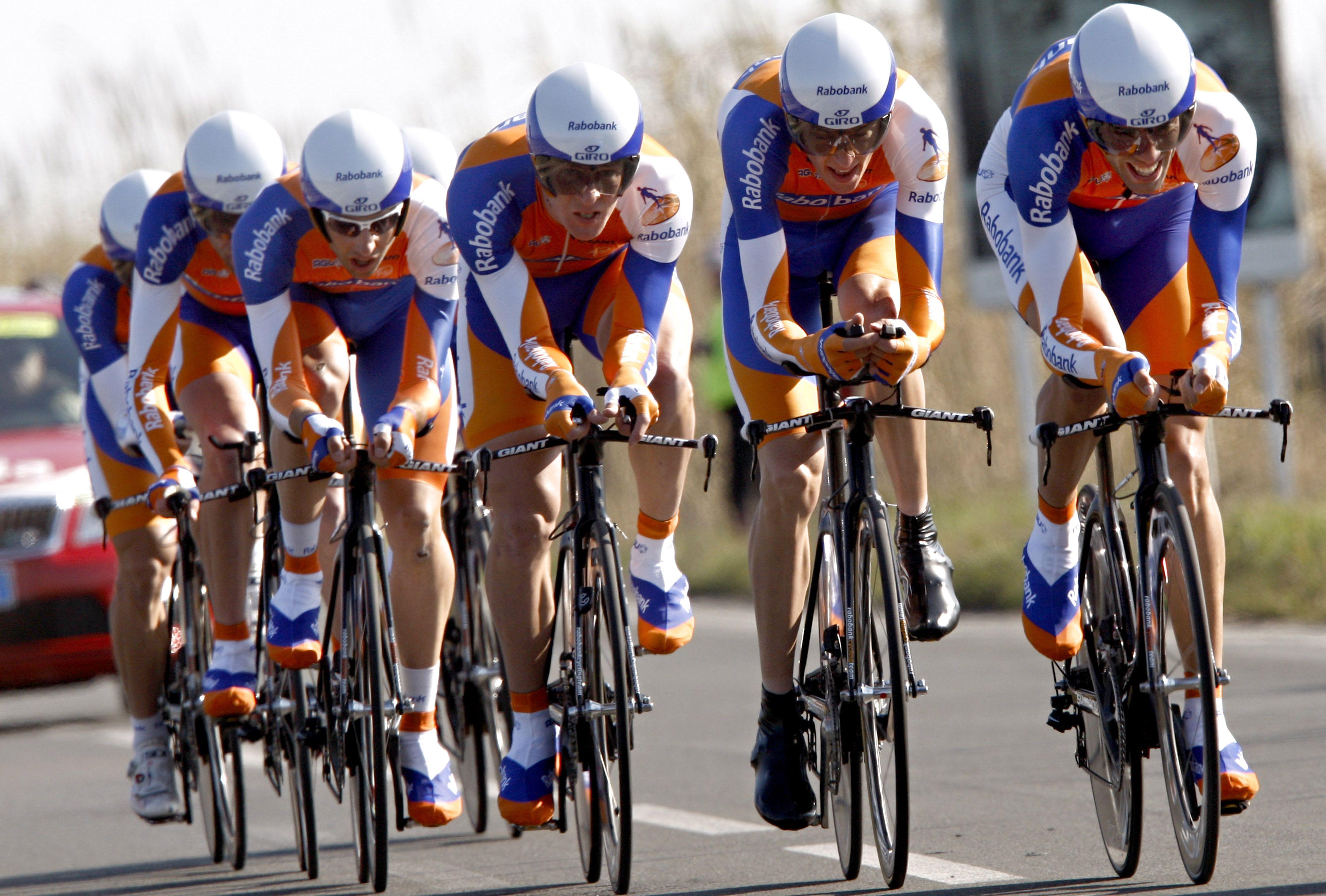 46e Tirreno Adriatico 2011 - ploegentijdrit